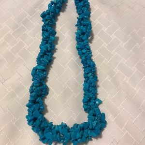Terquoise necklace